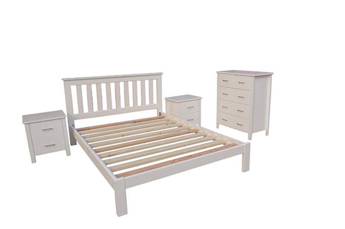 Classic Solid Wood Bedroom Furniture, White Bedroom Furniture Nz